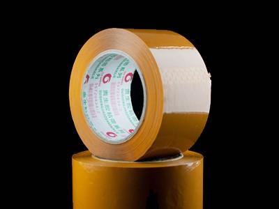 厂家定制批发 6cm透明胶带 文具用品 淘宝快递纸箱包装胶布