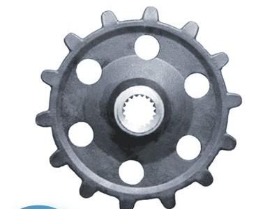 小微挖机配件*驱动轮*厂家玉柴13 18 20 30欧港山沃德力山鼎微挖配件