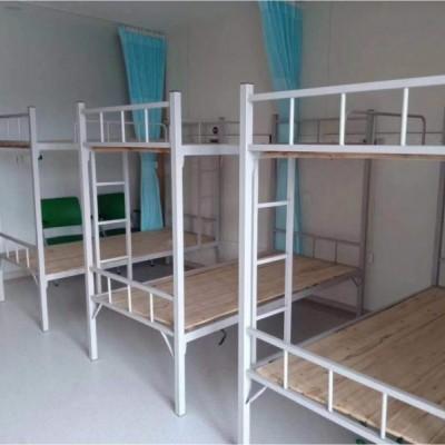 铁架床厂家 上下铺铁架床 双层铁架床 三层铁架床 小学生铁架床 工地铁架床 厂家直销