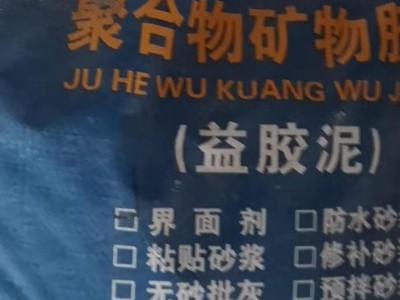 粘结益胶泥(瓷砖胶)防水型益胶泥 广西南宁正规厂家
