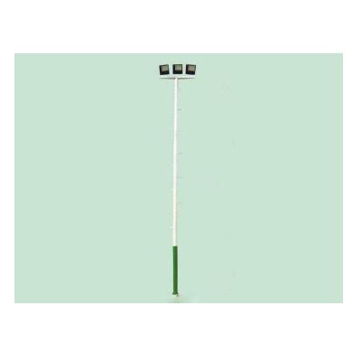 球场灯杆生产厂家 供应球场灯杆批发 河池大化大小管球场灯杆直销