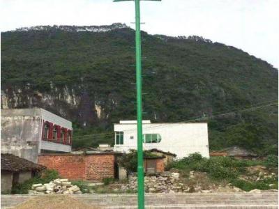 广西爬梯球场灯杆厂家 供应大小管球场灯杆 户外球场灯杆批发
