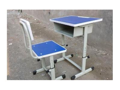 广西南宁课桌椅 固定课桌椅 靠背课桌椅 升降课桌椅厂家