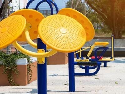 百色健身器材篮球架 健身路径公园 小区 老年人休闲锻炼器材