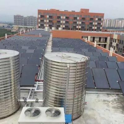 热水工程 空气能 太阳能热水工程 酒店空气源
