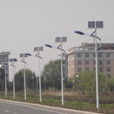 六米太阳能灯杆 锥形太阳能灯杆 农村太阳能灯杆批发