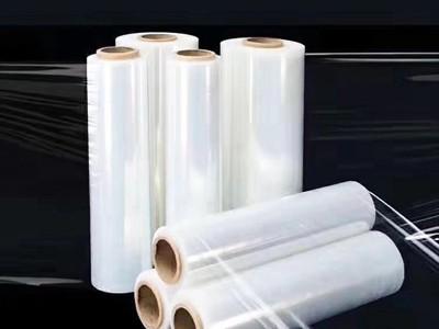 厂家直销PE环保拉伸缠绕膜45CM/50CM质优价廉,可按客户要求订做