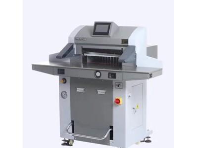 南宁前锋液压切纸机厂家 液压切纸机品牌 图文设备专业供应商