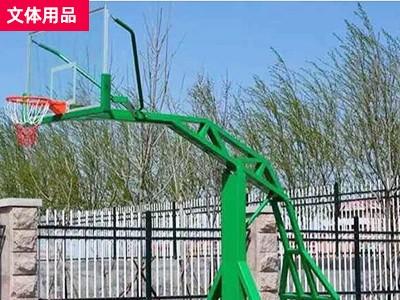 移动篮球架批发 固定电动液压篮球架 手动液压篮球架 埋地式篮球架 单臂平箱篮球架厂家直销