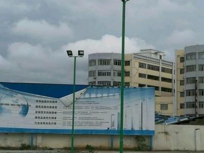 北海农村照明球场灯杆供应厂 工厂直销