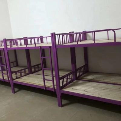 铁架床 双层铁架床 上下铺铁架床 插管铁架床 上螺丝铁架床