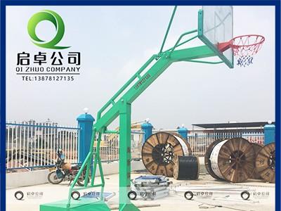 户外篮球架厂家 广西篮球架 篮球架的价格篮球架专业生产厂家