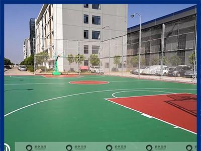 广西硅pu球场 体育场硅pu球场 室内硅pu球场施工 硅pu塑胶球场厂家