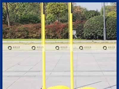 羽毛球排球网球柱生产厂家 健身器材批发直销
