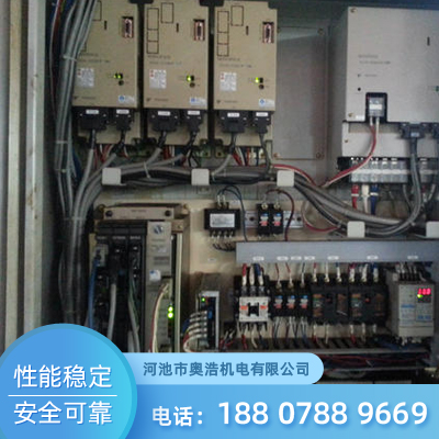 广西控制系统集成 工业电气自动化控制系统 自动化控制系统