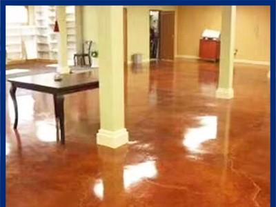 地坪厂家 酸着色复古地坪系列 酸着色复古地坪 酸着色复古地坪施工 复古地坪