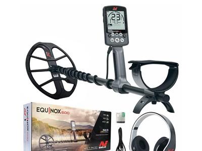 南宁地下金属探测器 EQUINOX600大盘版探测器 金属探测器价格