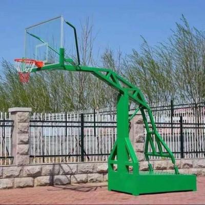 马山农村篮球架 移动篮球架 篮球架批发单位
