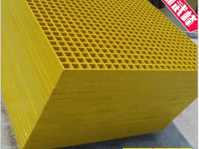 海南网格板 供应防腐玻璃钢格栅板 海口沟盖板 玻璃管批发