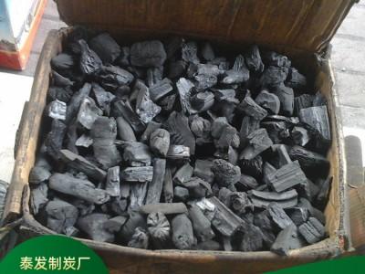 广西果木烧烤炭 无烟易燃木炭 竹炭生产厂家批发