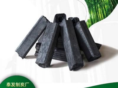 广西机制竹炭厂家 供应无烟果木炭 家用环保竹炭