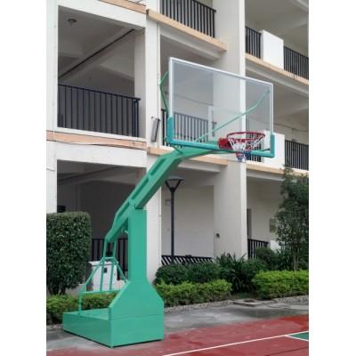 南宁市球架_篮球架款式大全-150方通篮球架批发