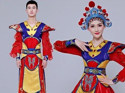 礼服服装供应 现代舞合服装出租 唱服民族舞古装 价格从优