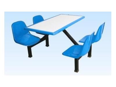 广西医院食堂餐桌椅批发价_条凳餐桌椅