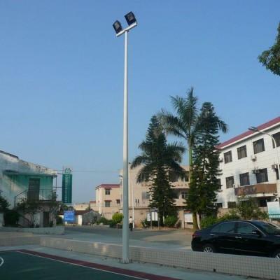钦州照明灯杆  大小管球场灯杆  户外灯杆球场