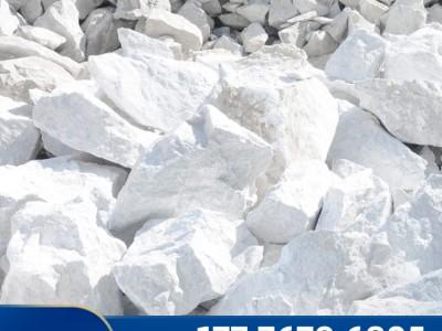 厂家直销生石灰 富港钙业供应 块状石灰粉销售