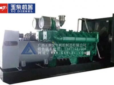1600KW柴油发电机组