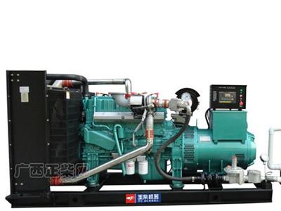 550KW沼气发电机组