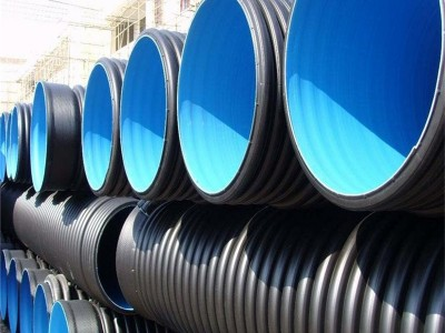 广西波纹管 优质的HDPE双壁波纹管 PVC波纹管厂家供应