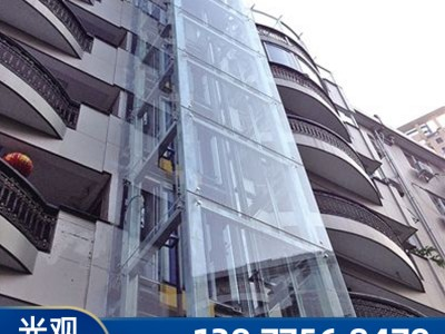 南宁电梯 户外电梯 观光电梯 别墅观光电梯观光电梯生产制造