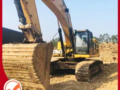CAT 349D2 卡特彼勒 挖掘机 勾机挖机