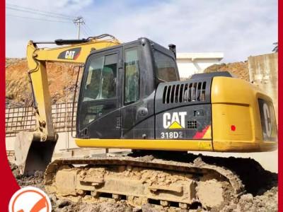 挖掘机供应 CAT 313D2GC 卡特彼勒 挖掘机厂家 勾机挖机