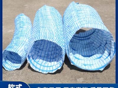 广西软式透水管厂家 软式透水管批发价 透水管价格直销 种类齐全