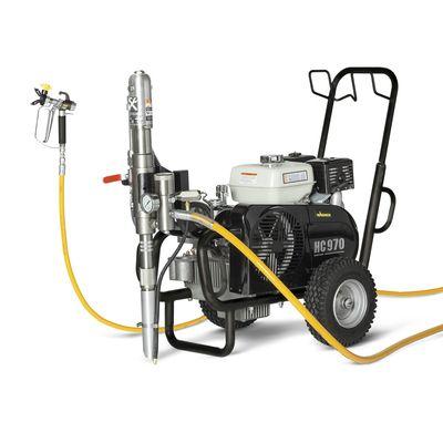瓦格纳尔970性能稳定喷雾均匀流量大  腻喷涂机