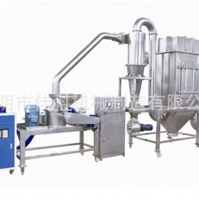 300目柴葛超细磨粉机 粉葛超微粉碎机 葛根连续式磨粉机