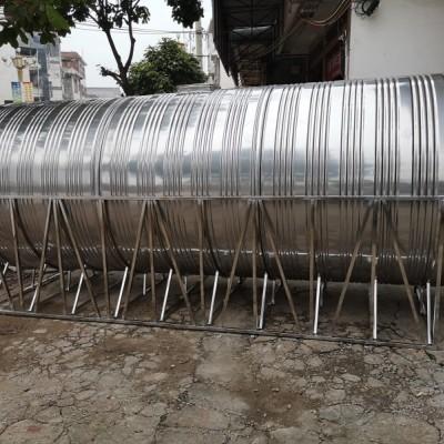 定制不锈钢水箱 家用储水箱 屋顶不保温水箱水塔 10吨大量储水箱