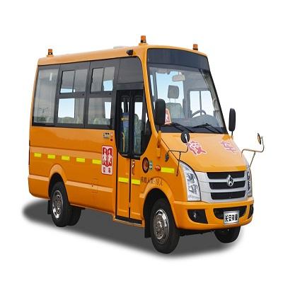 北海19座校车图片 校车厂家直销 长安SC6550XCG5小学生校车价格