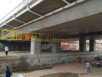 大跨度桥梁检测车图片大全 广西正景