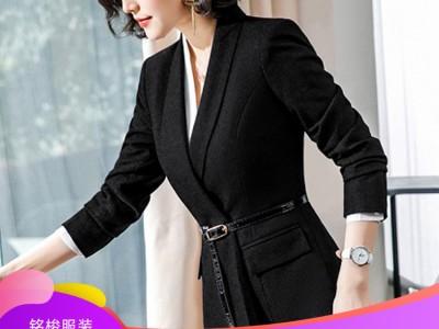 白领时尚职业套装定制 铭梭服装供应 高档西服面料 精心制作