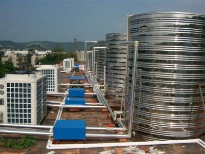 广西批发空气源热泵 20P 10P空气源 批发太阳能平板