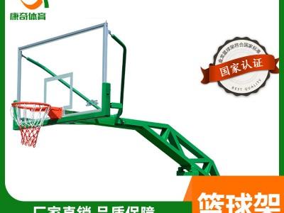 广西篮球架厂家 供应工地篮球架 包上门安装 地坪漆篮球场施工等