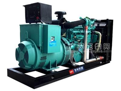 广西玉柴200KW柴油发电机组 发电机厂家供货