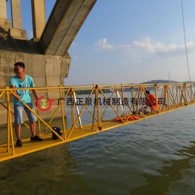 桥梁检修滑架施工设备