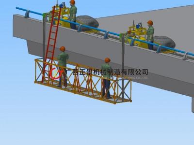 上海桥梁检测设备桥梁检查车厂