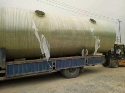 防城港上思县玻璃钢化粪池厂家直销 玻璃钢化粪池价钱