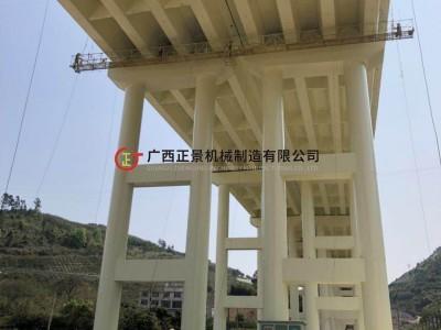 老桥改造翻新施工吊篮车 厂家直销